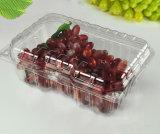 disposable plastic fruit packaging blister (pet blister)