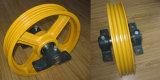 Various Lift Sheave Pulleys, Elevator Sheave Pulleys, Elevator Pulleys, Lift Pulleys & Deflector Pulleys