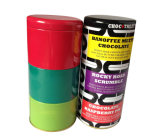 4 Layers Tin Can (Packaging Candy, Cookie, Gift) Round Container