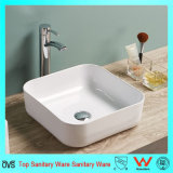 Rectangular Thin Edge Countertop Dining Room Wash Basin