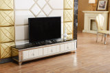 MDF Top TV Stand with Drawers Hot Sale