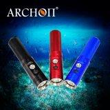Best Seller Archon V10s 860 Lumen Mini Small Diving Flashlights for Girls