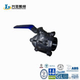 Carbon Steel 3PC Internal Thread Ball Valve