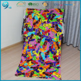 Factory Direct-Selling 100% Cotton Reactive Printing Promotion Beach Towel