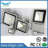 Outdoor IP65 80W PIR Sensor LED Floodlight Sensor Parking Lamp