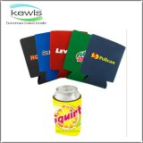 Promotional Gift Foldable Customized Logo Beer Can Cooler