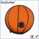 Basketball Shape Mini Speaker Bag (XH-PSB-010B)
