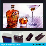 Indoor Advertising Sign Display LED Magnetic Acrylic Light Box Frame