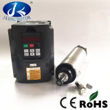 0.8-4.5kw 220V Water / Air Cooling Spindle Motor