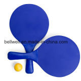 Promotion with Customized Color and Logo Print for Sports Beach Racket with Ball Game Set