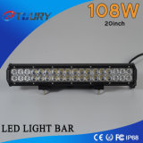 Auto 108W LED Driving Head Work Car Light Bar Offroad 4WD CREE