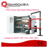 Fhqj Series High-Speed Label Slitting Machinery