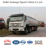 30cbm Sinotruk Euro 4 Fuel Tank Truck