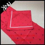 Women Fashion 100% Silk Custom Printed Lady Scarf