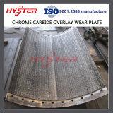 Chromium Carbide Overlay Wear Abrasion Resistant Hardfacing Plate