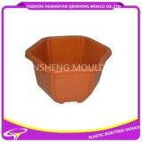Plastic Outdoor Flowerpot Injection Mould