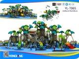Children′s Plastic Outdoor Playground Amusement Equipment for Manufacturer (YL-T065)