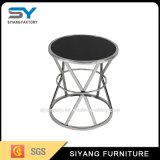 Living Room Furniture Sofa Table Metal Side Table