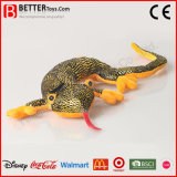 Cheap Plush Stuffed Animal Soft Lizard Toy for Kids/Children