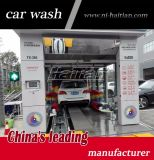 Automatic Quick Wash Tunnel Car Wash Machine 7 Brushes 4 Dryer