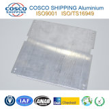 Customized Aluminum Heatsink Panel with ISO9001: 2008 Certificated