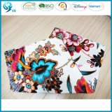 100% Cotton Soft Velour Colorful Custom Double Sides Printed Towel