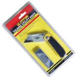 Hand Tools Utility Kinfe Folding Lock 5 Spare Blades Cutting