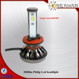 880/881 Singel Beam Philip LED Headlight