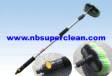 Telescopic Truck Car Wash Brush with Long Handle (CN1971)