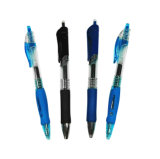 Good Quality Plastic Branded Ballpoint Pen for Advertising