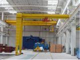 Single Beam Semi Gantry Crane. Bzd Jib Crane