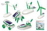Promotional 6 in 1 Solar Power Robot Kit