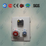 PC Waterproof Overhaul Power Button Box with CE