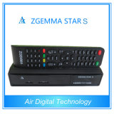 Digital Receiver Zgemma-Star S with Single DVB-S2 Tuner IPTV Set-Top-Box