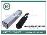 Compatible Toner Cartridge for Canon NPG-57/GPR-43/C-EXV39