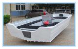 Factory Supply 5.3m Purser Aluminum Hull Material Fishing Boat