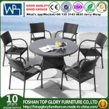 Wicker Rattan Garden Furniture Dining Set for Outdoor (TG-1067)