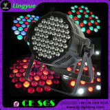 Stage Equipment 54X3w RGBW DJ Disco DMX Lighting LED PAR