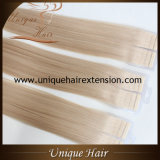 European Remy Tape in Hair Extensions