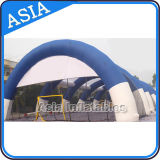 Ce Approved Inflatable Paintball Tent with PVC Shooting Cage Price China