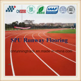 SPU runway flooring