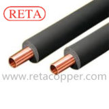 Fire Retardant Insulated Copper Tube with Black Coated