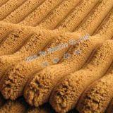 Cut Pile Cushion/ Sofa Upholstery Corduroy Fabric (GL-06)
