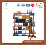 6′ Wide Wooden Bookshelf with 7 Shelves