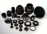 OEM Various Hardness and Shape Custom Molded Rubber Bellows