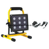 Portable Light/Rechargeable Floodlight/10W/20W/Working Lamp/Camping Light with CE/Portable Floodlight