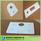 6mm Tempered Safety Glass with Holes
