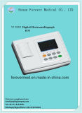 3 Channel with Color Screen ECG Electrocardiogram Machine