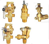 Fire Suppression System - CO2 Head Valve