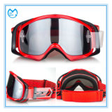 Cheap Racing Tear off Motocross Goggles with Elastic Wide Band